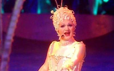 Para comenzar bien la semana: Alegría – Cirque Du Solei