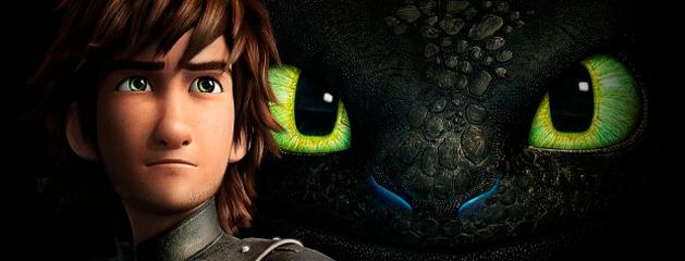 Película: Como entrenar a tu dragón 2
