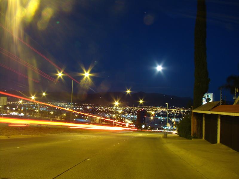 Movimiento en la Noche